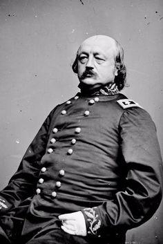 General Benjamin Butler, Taken between 1860-1865 (Library of Congress)