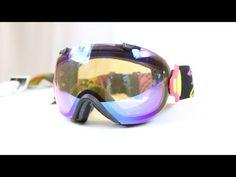 1ebcd04baf Smith Optics I OS Snowboard Ski Goggles Video Review