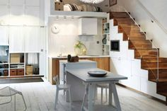 îlot central cuisine ikea et autres- l'espace de cuisson - intérieur-de-cuisine-ilot-centrale-ikea