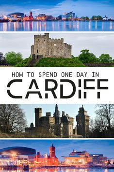 Find out how to spend one amazing day in Cardiff, Wales. If you only have one day then you must check out those 5 things to do in Cardiff. | cardiff castle | cardiff photography | cardiff bay | cardiff aesthetic | cardiff things to do in | cardiff trip | cardiff mermaid quay | cardiff wales things to do travel | cardiff travel guide