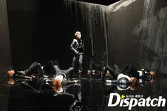 "[STARCAST] ""Tempted by this boy""...5 shadows of 'BTS' 