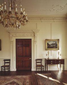 Parlor, Miles Brewton House, Charleston, South Carolina