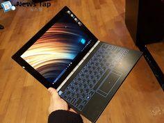 한국레노버, 50가지 특허 적용된 혁신적 터치 노트북 '요가북' 국내 출시 :: 다나와 DPG