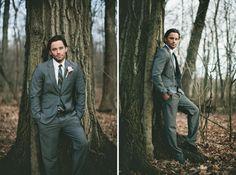 Woodland Wedding   Chicago Wedding Photographer »