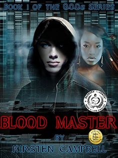 BLOOD MASTER by Kirsten Campbell  Blurb: It's 2052 and Earth has lost two thirds of its population to the Great War. Many more lives were lost to earthquakes, the Clover Virus, and the Death Plague. Years later, survivors were clumped into factions. Two of the factions, the Guild and the Brotherhood, have fought over medical supplies and food for years. The fight is coming to a head as manpower dwindles and the struggle becomes one to gain numbers, even if said numbers are children…  Griffin…