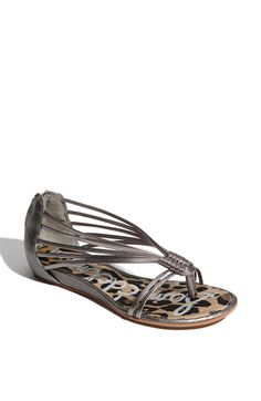 Sam Edelman 'Eva' Sandal - Love these, practical, feminine, and would go with at least half my summer clothes. Might have to actually buy them.