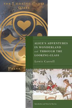 Try ALICE'S ADVENTURES IN WONDERLAND  and THROUGH THE LOOKING GLASS if you just realized you've never actually read them before.