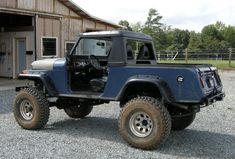 "1972 Jeep Commando - 36"" TSL   BOV's & Trailers ..."