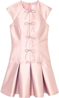 Gal Meets Glam Alice Simple Dresses, Cute Dresses, Casual Dresses, Fashion Dresses, Gowns For Girls, Girls Dresses, Shirt Under Dress, Frock Patterns, Kids Frocks Design