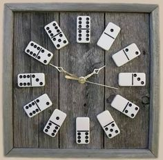 DIY Repurposed Clock Ideas - Eve of Reduction                              …