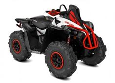 ATV Can-Am  Bombardier Can-Am Renegade X MR 570 '17
