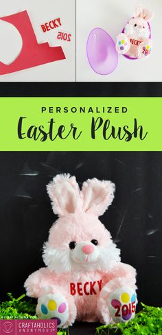 Easy Dollar Store Easter Craft | Craftaholics Anonymous®