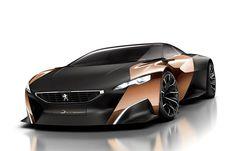 【ビデオ】プジョーがパリで公開予定のスーパーカー「Onyx」
