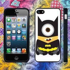 Batman+minion+case++for+iPhone+Case+,Samsung+Case,Ipad+case+etc