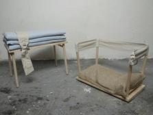 ELEMENTO stools   design by Martyn Žabka