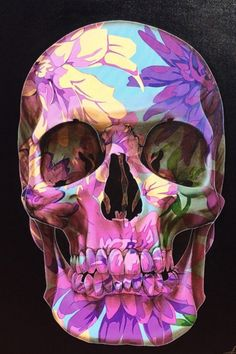 Skull by Gerrard King