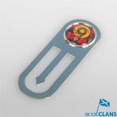 Kerr Clan Crest Bookmark