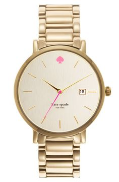 This Kate Spade watch is so fetching cute!