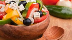 Mediterranean Diet Linked To Slower Aging