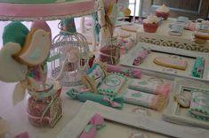 Deby B's Birthday / Birthday - Photo Gallery at Catch My Party 1st Birthday Photos, Birthday Parties, I Party, Party Ideas, 1st Birthdays, Little Birds, Shabby Chic, Party, Birthday Celebrations