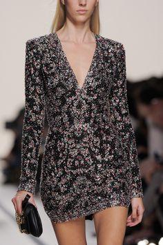 Elie Saab at Paris Fashion Week Spring 2014