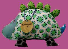 ART GIRL: FISHOSAURUS DEX - Free stuffed animal sewing pattern