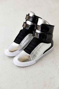 SUPRA Society Foil Sneaker - Urban Outfitters