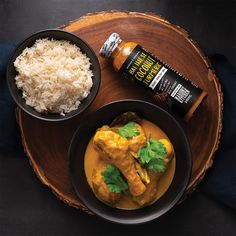 Coconut Turmeric Chicken Curry – Marion's Kitchen – Pins Coconut Curry Chicken, Chicken Curry, Crockpot Recipes, Chicken Recipes, Cooking Recipes, Quick Meals To Make, Easy Meals, Healthy Plate, Healthy Eating