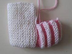 Puikkojen polut 2 : Ohje vauvan tossuihin Baby Booties Knitting Pattern, Knit Baby Booties, Baby Knitting, Knitting Patterns, Baby Sewing, Knit Crochet, Booty, Dolls, Accessories