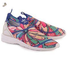 Adidas zx flusso avanzata regolare w s78965 colore: bianco dimensione: