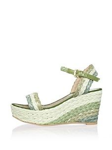 RAS Women's Multicolor Single Band Espadrille (Green) Green Shoes, Espadrilles, Wedges, Summer Sandals, My Style, Kicks, Comfy, Band, Shopping