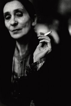 View Pina Bausch II, Paris, 2004 by Donata Wenders on artnet. Browse more artworks Donata Wenders from Polka Galerie. Pina Bausch, Smoking Is Bad, People Smoking, Women Smoking, Photo Portrait, Portrait Photography, Smoke Art, Night Pictures, Peter Lindbergh