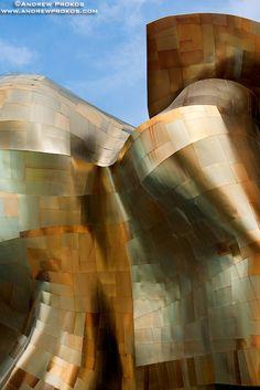 EMP Museum Exterior II - http://andrewprokos.com/photos/architecture/