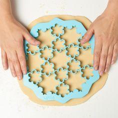 Форма для печенья 'Snowflakes'