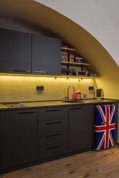 Woodetails - kitchen ( grey )