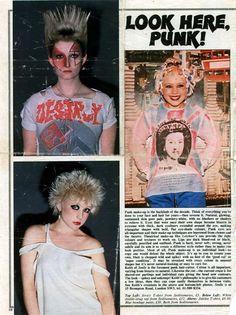 fanzine clipping featuring Jordan