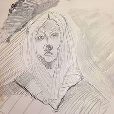 "Saatchi Art Artist tony warner; Drawing, ""withholding info #love"" #art"