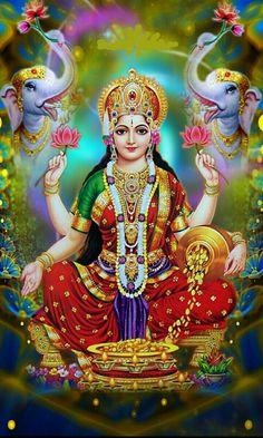 Navratri Puja will help you overcome all your negativities. Flourish with wealth on this Navratri by offering Homam to Lakshmi, Saraswathi & Durga. Durga Images, Lakshmi Images, Ganesh Images, Saraswati Goddess, Durga Maa, Diwali Pooja, Hanuman Wallpaper, Maa Wallpaper, Lord Ganesha Paintings