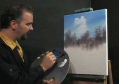 How to Oil Paint - Oil Painting lesson 1 With Michael Thompson - Video Lessons of Drawing & Painting