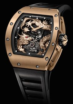 Richard Mille RM 057 Dragon