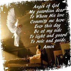 Angel of God my Guardian Dear ~/~