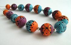 engraved beads