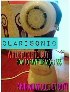 Clarisonic Review + Deals + Coupons! - http://mommysplurge.com/clarisonic-review-deals-coupons/