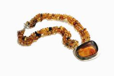 Sale 499 instead of 801. Amber Beaded by BeatifulArtsyThings, $499.00