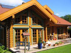 HONKA Blockhaus in Möhnesee-Völlinghausen
