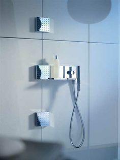 A linha Starck Shower Collection , foi criada pensando no bem-estar pessoal. Um design assim torna o banheiro um novo ambiente de vida.