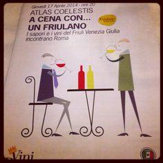 A cena con un...Friulano