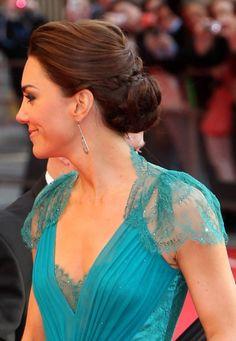 De jolies boucles pour Kate Middleton