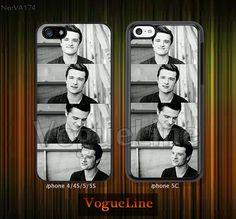 josh hutcherson iPhone 5 case iPhone 5c case iPhone by VogueLine, $7.99