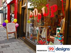 Pop-up Shop- interesting article on the face of retail and short vs long term leasing...